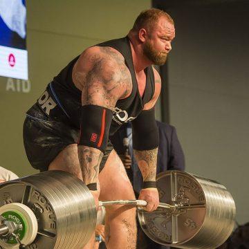 Hafthor Björnsson ogłosił zakończenie kariery w zawodach strongmanów!