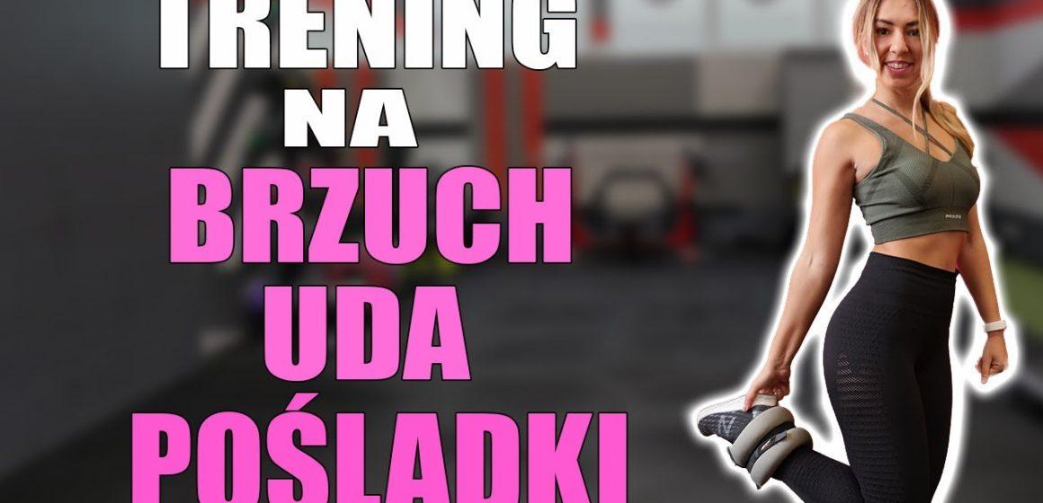 15-minutowy trening na brzuch, uda i pośladki – Marta Mróz (Fit Kobietka)