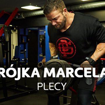 Plecy – Trójka Marcela