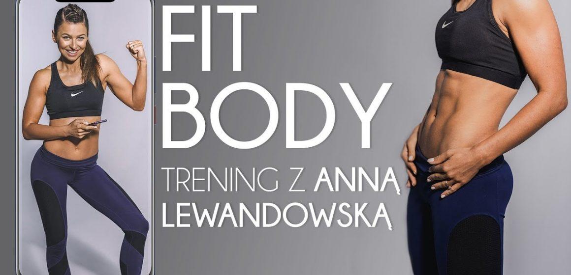 Trening Fit Body w domu – Anna Lewandowska