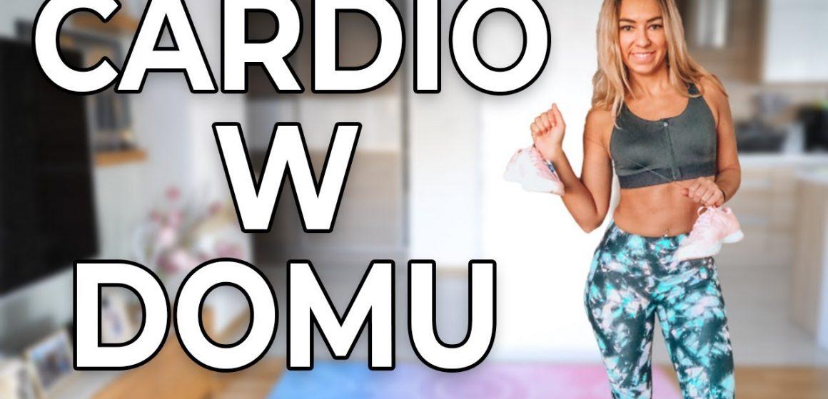 Trening cardio w domu – Marta Mróz (Fit Kobietka)