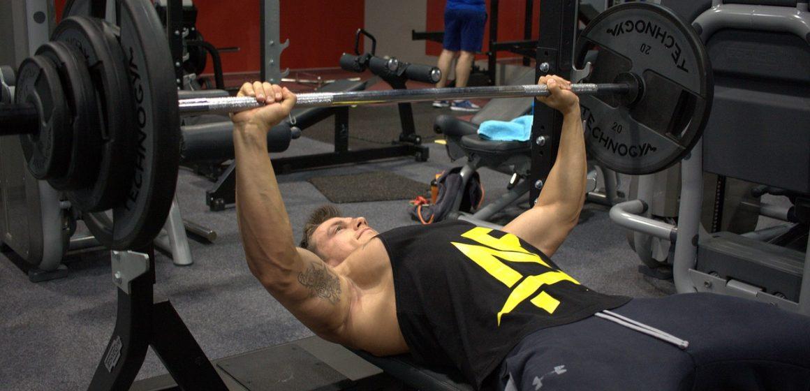 Efektywny trening klatki piersiowej