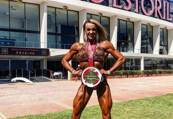 Podwójna szansa na medal. Anna Banks będzie reprezentować Polskę na zawodach Mr. Olympia!