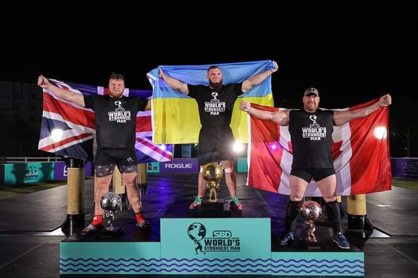 Mistrzostwa Świata Strongman 2020: Oleksii Novikov niespodziewanym triumfatorem!
