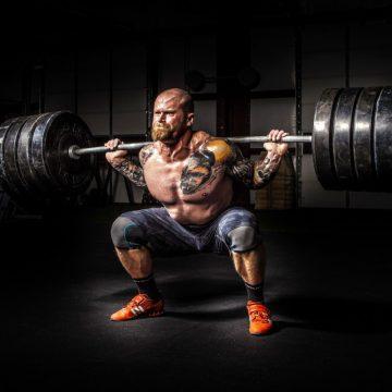 Nowy rekord świata w przysiadzie. Nathan Baptist blisko złamania bariery 600 kg!