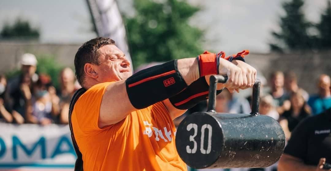 """""""Big Z"""" nadal w wielkiej formie! Mistrzostwa Strongman na Litwie zdominowane przez Savickasa"""