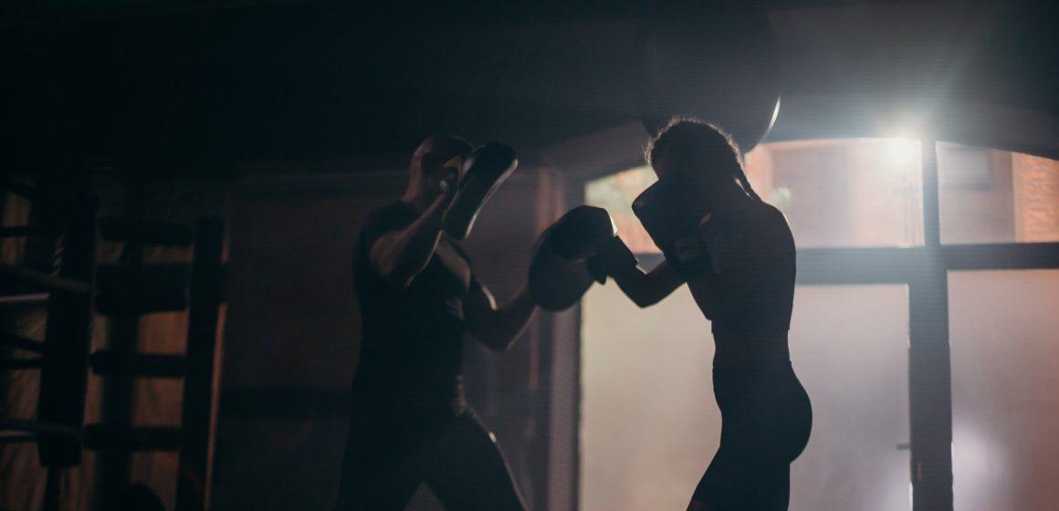 Znana instruktorka fitness rozpoczęła przygodę z boksem!