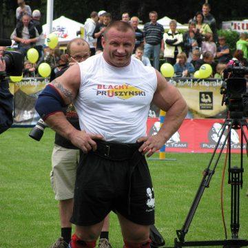 Mariusz Pudzianowski skończył 44 lata. Były Mistrz Świata Strongman wraca wspomnieniami do dawnych lat