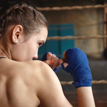 Utytułowana kulturystka zaczyna przygodę z MMA. Do walki musi zrzucić aż 16 kilogramów!