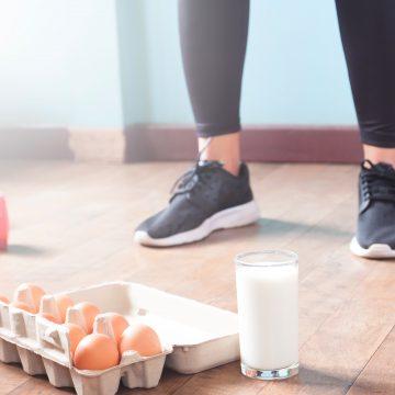Naturalne źródła białka w diecie kulturysty