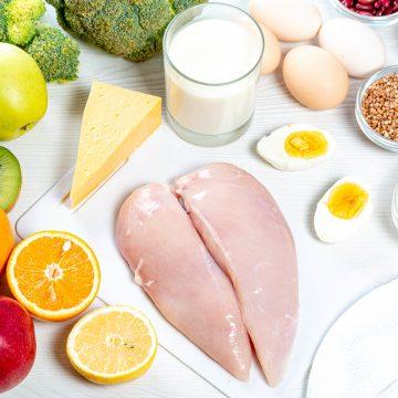 Jak utrzymać zbilansowaną dietę?