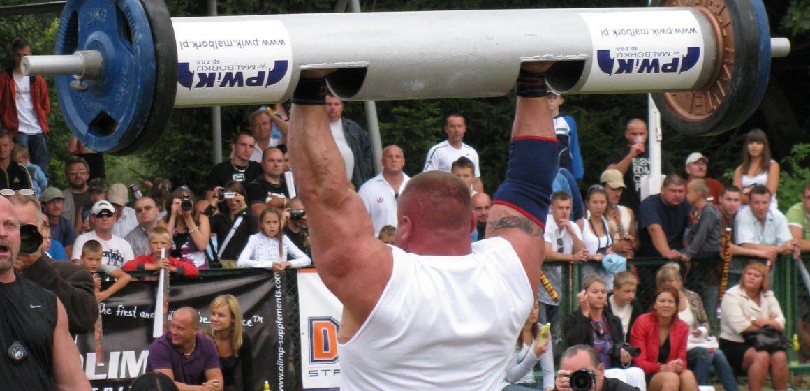 Puchar Polski Strongman 2021: Konrad Karwat triumfatorem inauguracyjnych zawodów w Luzinie