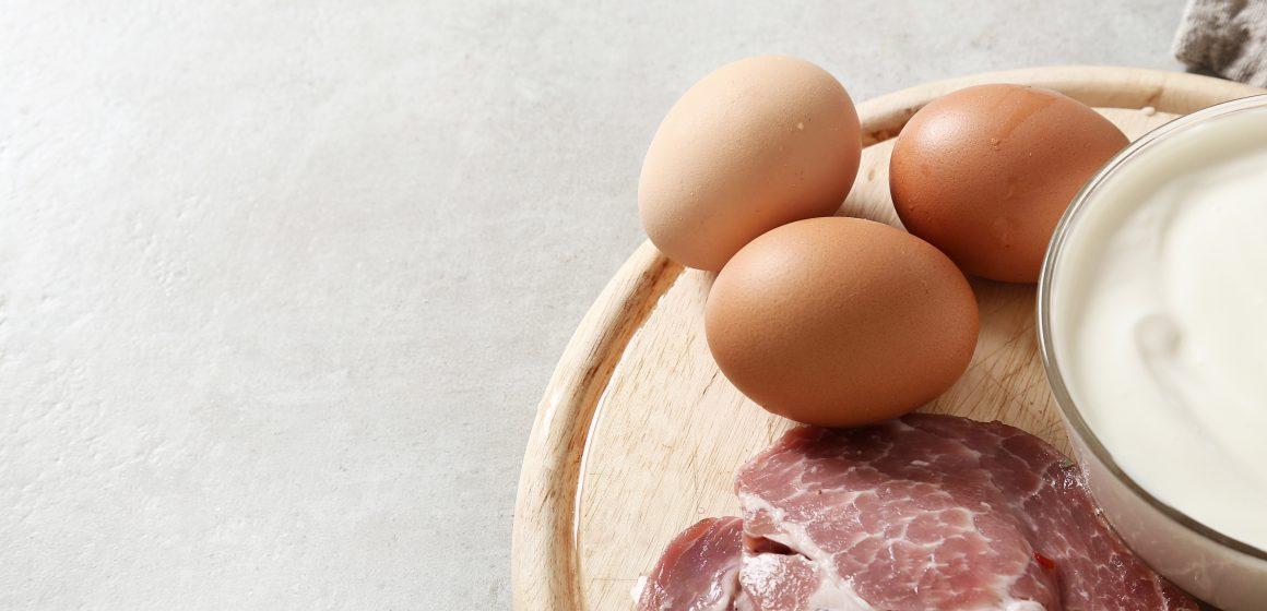 10 najlepszych produktów spożywczych na przyrost masy mięśniowej