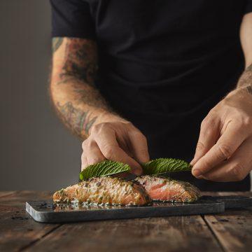 Ryby w diecie kulturysty – zdrowe źródło białka dla mięśni