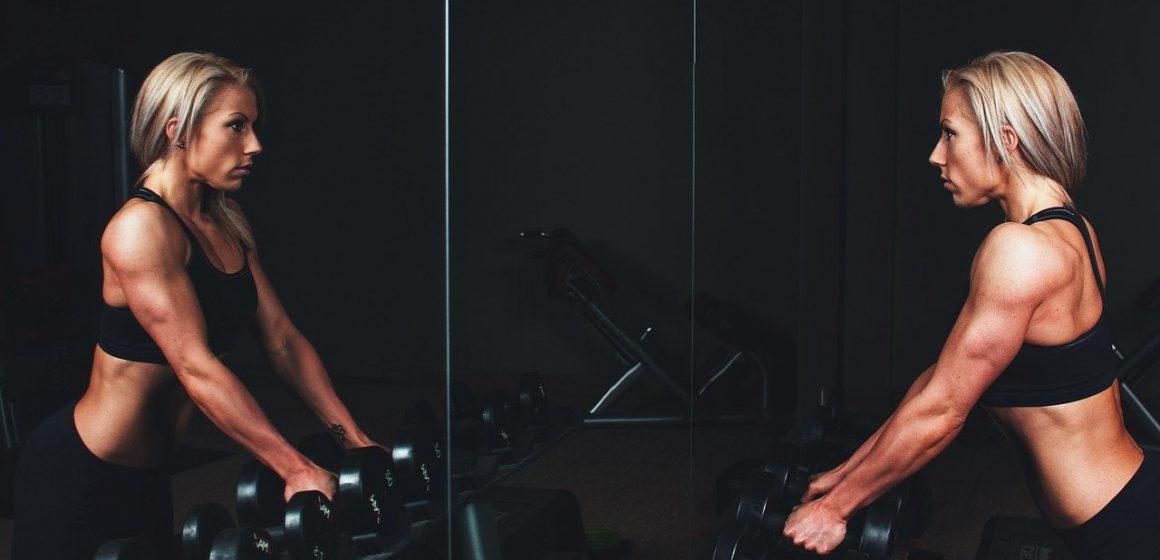 Ćwiczenia wzmacniające mięśnie ramion
